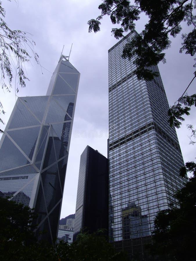 Ville de Hong Kong image stock