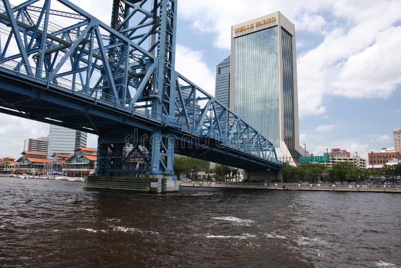 Ville de Jacksonville image stock