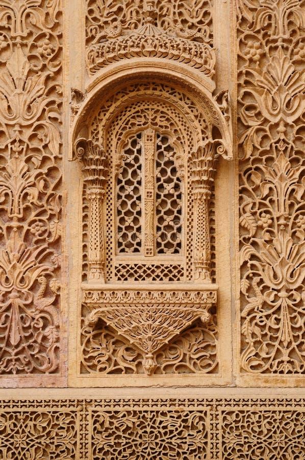 Ville de Jaisalmer photo stock