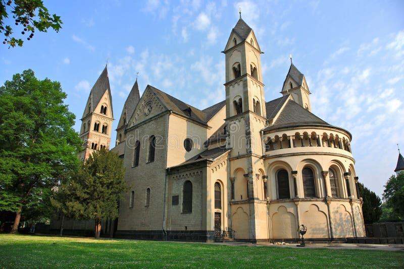 Ville de Koblenz image libre de droits