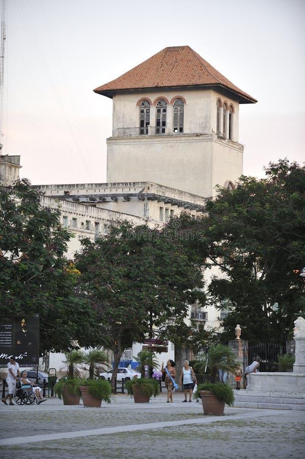 Ville de La Havane, Cuba photographie stock libre de droits