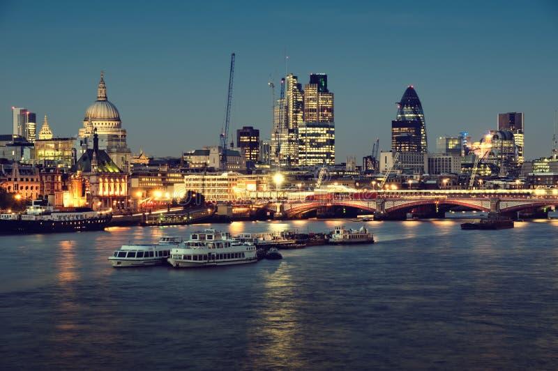 Ville de Londres photos stock