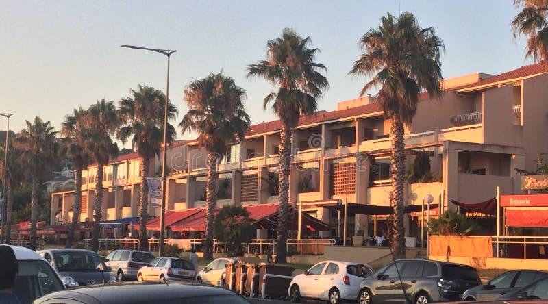 Ville de Marsella foto de archivo