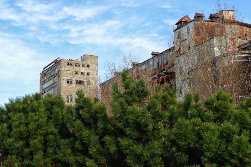 Ville de Montréal image libre de droits