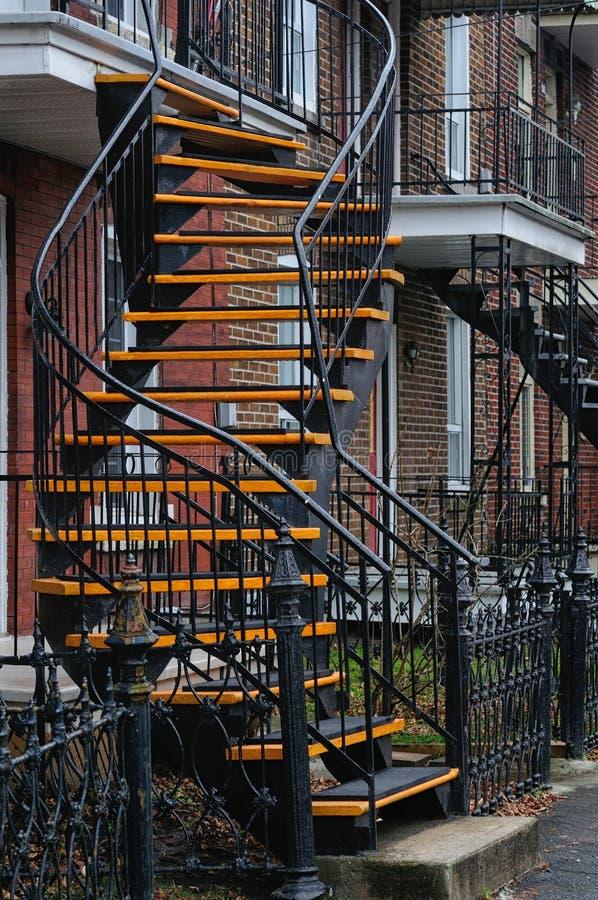 Ville de Montréal images libres de droits
