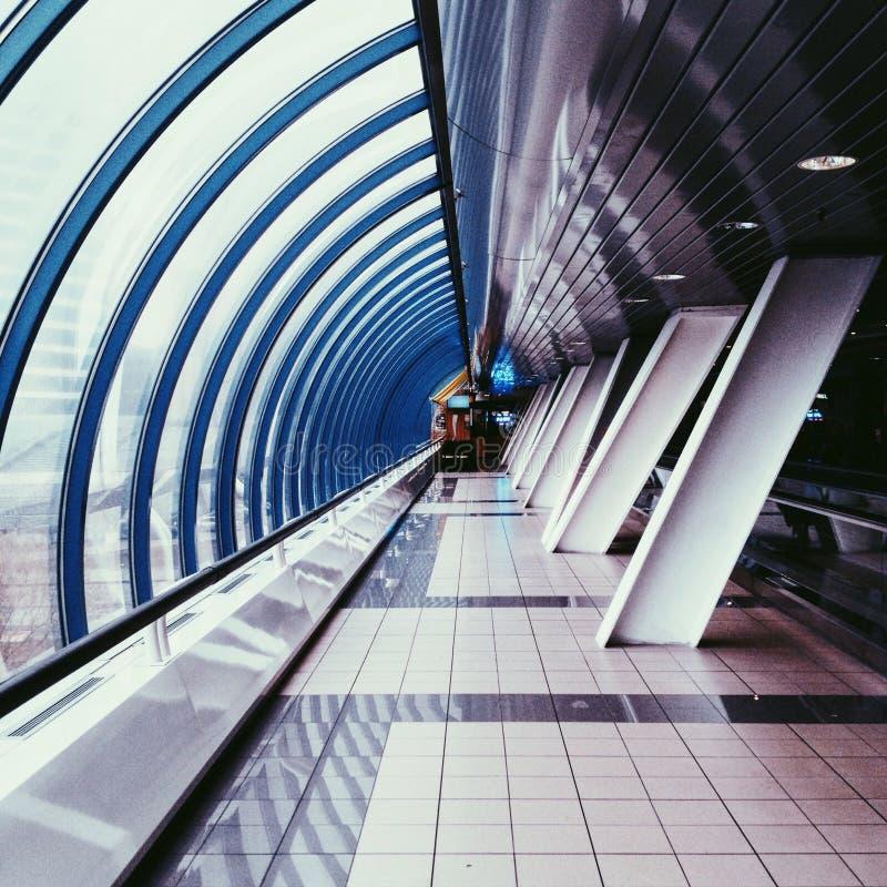 Ville de Moscou Moscou de pont de Bagration photo stock