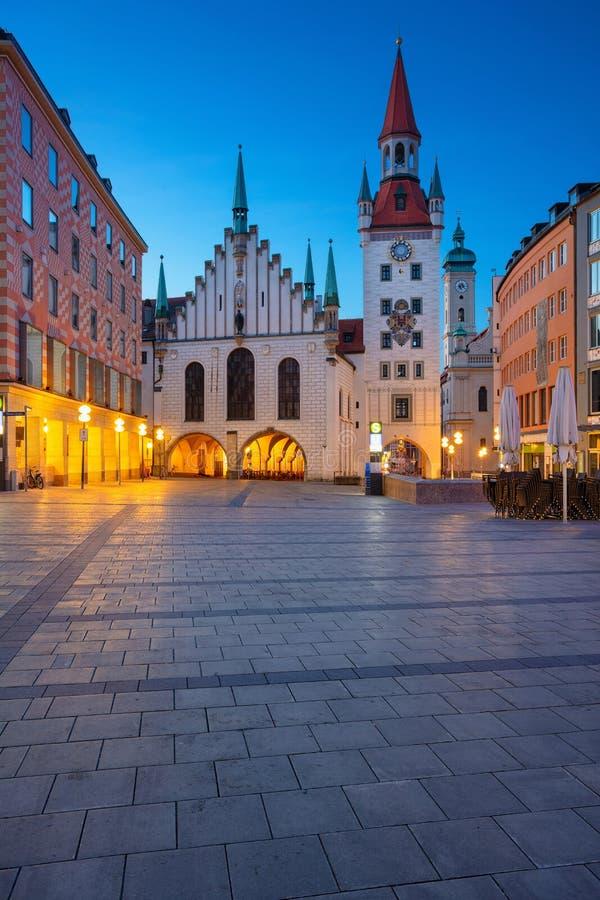 Ville de Munich, Allemagne images libres de droits