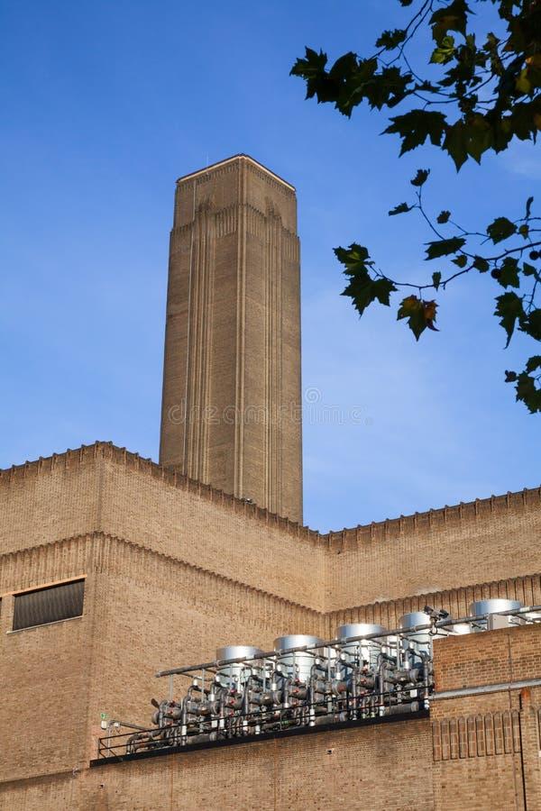Ville de musée de Tate Modern de centrale de Bankside maintenant de Southwa photo stock