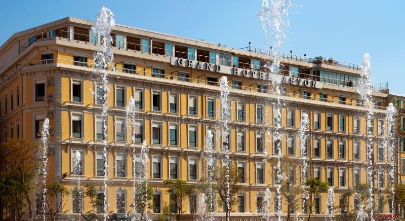 Download Ville De Nice - Hôtel Grand Aston Photo éditorial - Image du européen, hôtel: 45352231
