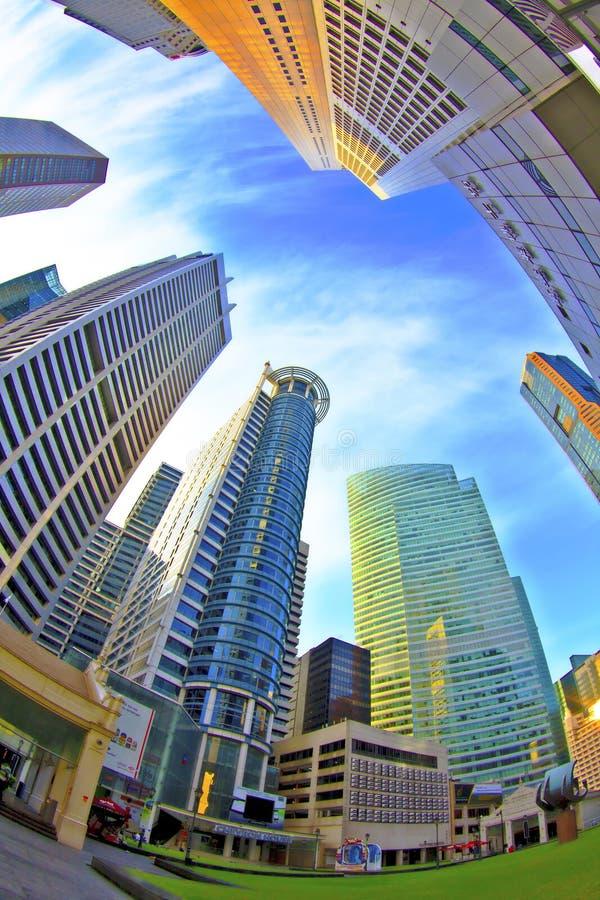 Ville de rêve photos libres de droits