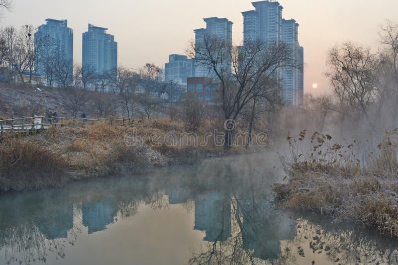 Ville de Séoul image stock