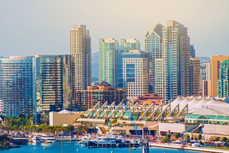 Ville de San Diego photos libres de droits