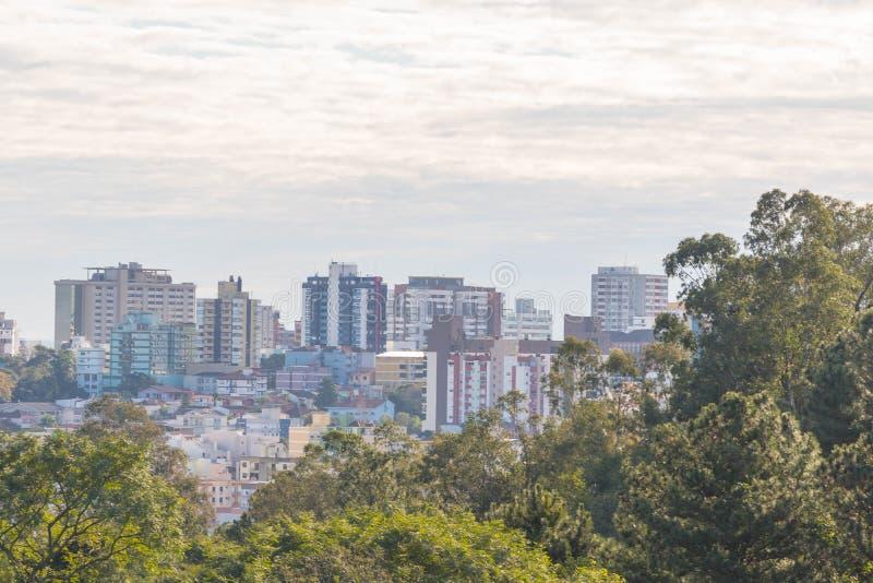Ville de Santa Maria, Rio Grande do Sul, Brésil 09 photos stock