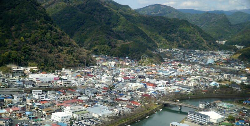 Ville de Shimoda photos libres de droits