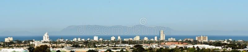 Ville de Strand en Afrique du Sud photo libre de droits