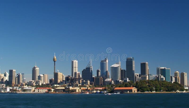 Ville de Sydney image stock