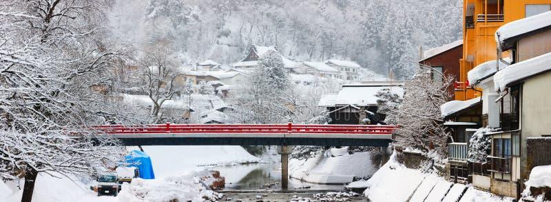 Ville de Takayama image libre de droits