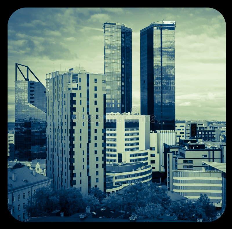 Ville de Tallin photos libres de droits