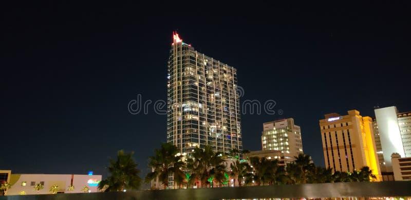 Ville de Tampa photo libre de droits