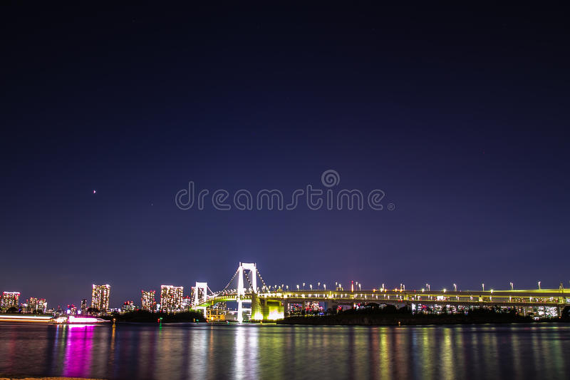Ville de Tokyo images libres de droits