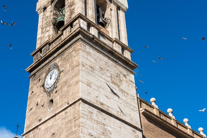 Ville de Valence - tirs de l'Espagne photographie stock libre de droits