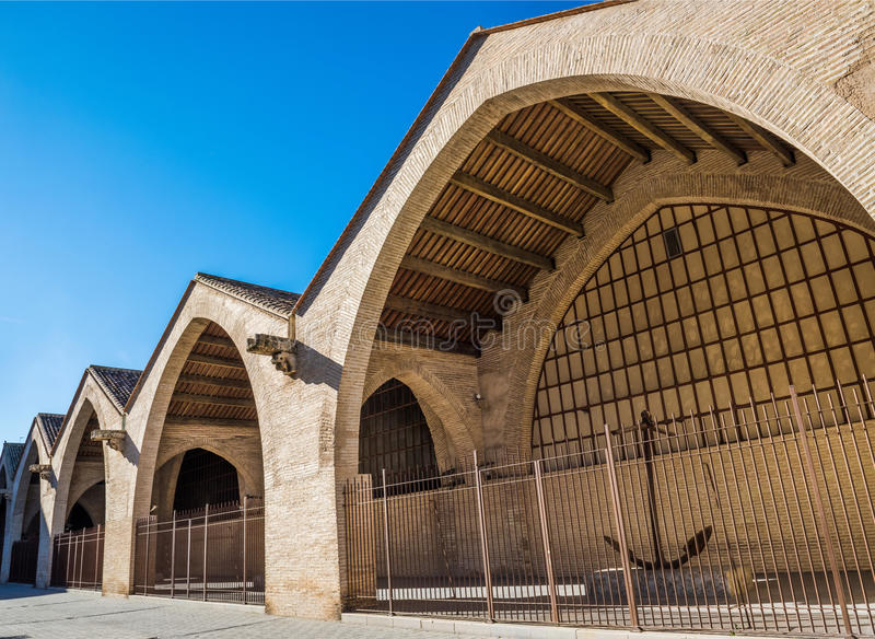 Ville de Valence - tirs de l'Espagne - voyage l'Europe photographie stock libre de droits