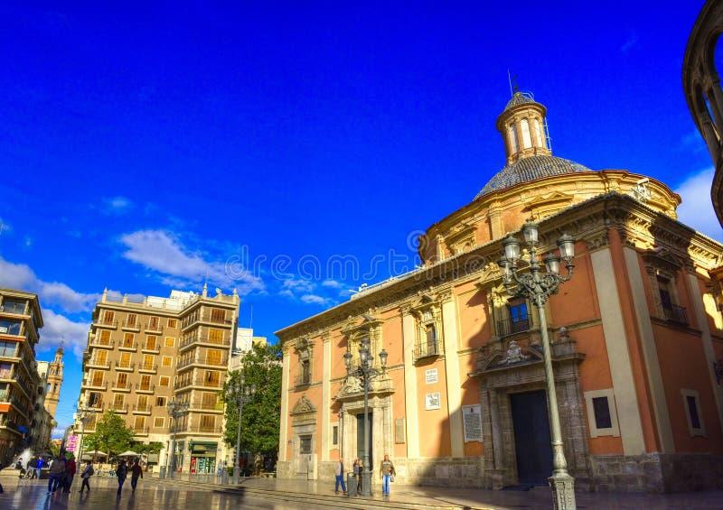 Ville de Valence - tirs de l'Espagne - voyage l'Europe photographie stock
