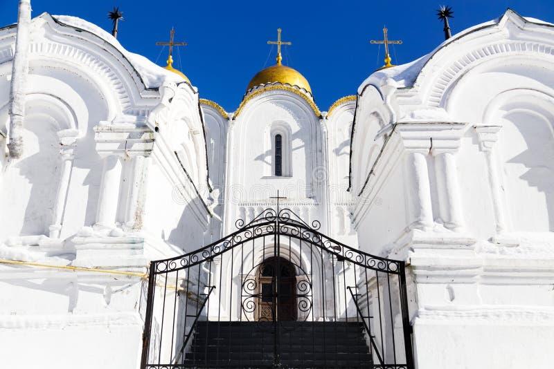 Ville de Vladimir, Russie image stock