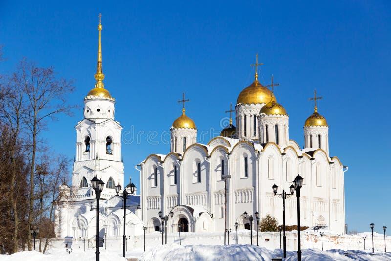 Ville de Vladimir, Russie photos stock