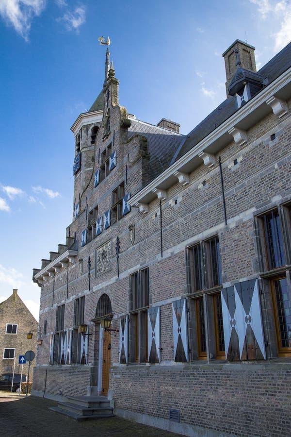 Ville de Willemstad image libre de droits