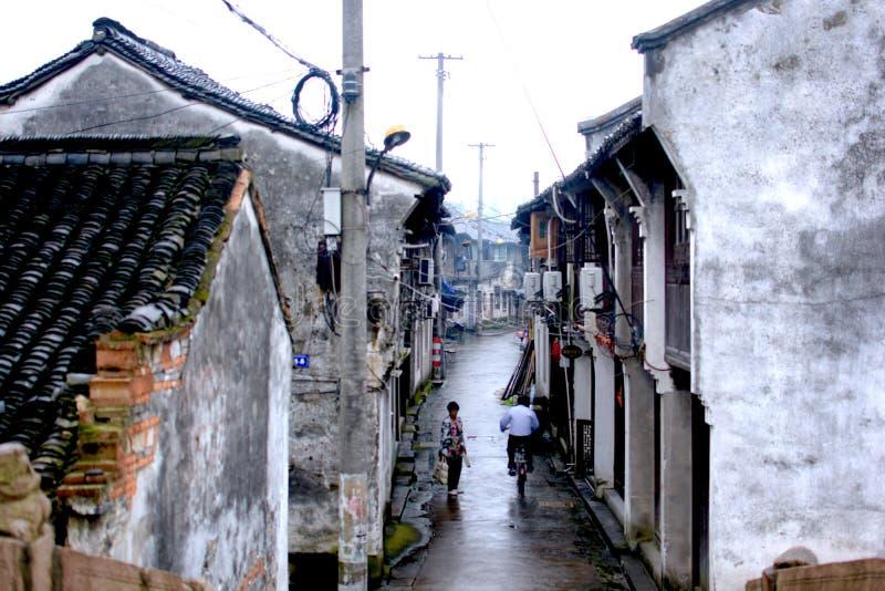 Ville de Wu photo stock