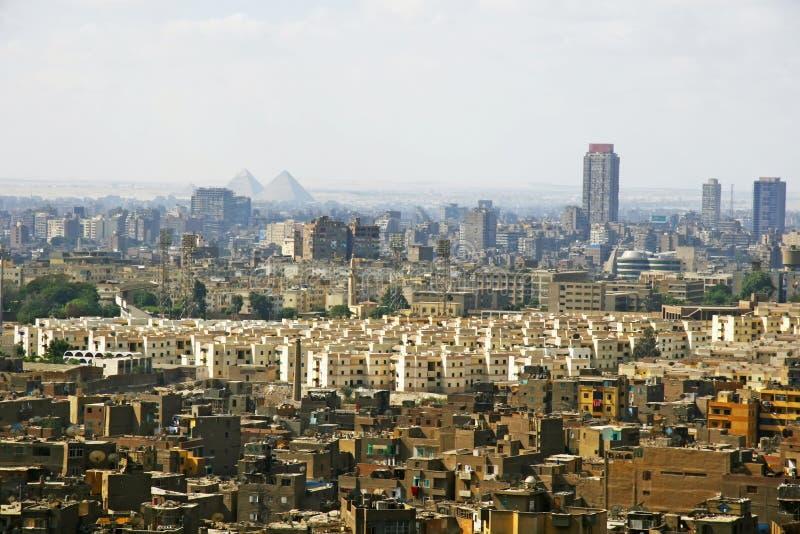 Ville du Caire photos libres de droits