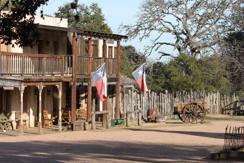 Ville du Texas photo libre de droits