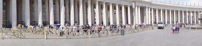 Ville du Vatican images libres de droits