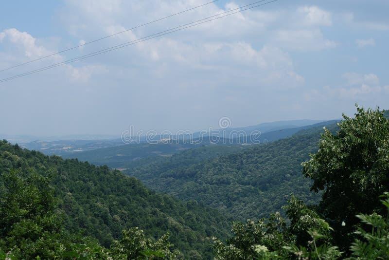 Ville Forest Of Yalova - Turquie photo stock