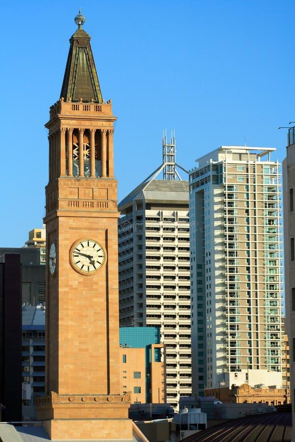 Ville hôtel de Brisbane image stock