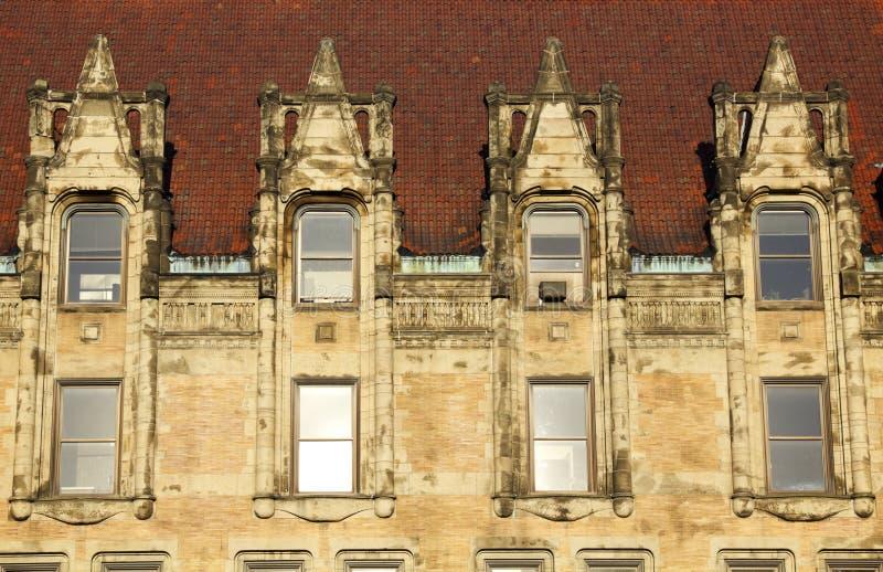 Ville hôtel de St Louis photographie stock