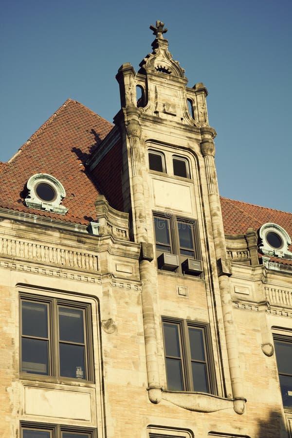 Ville hôtel de St Louis photographie stock libre de droits