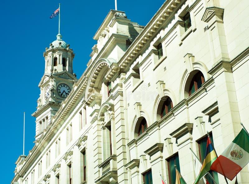 Ville hôtel d'Auckland photos stock