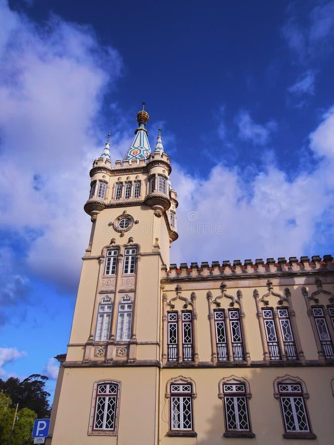 Ville hôtel dans Sintra photographie stock