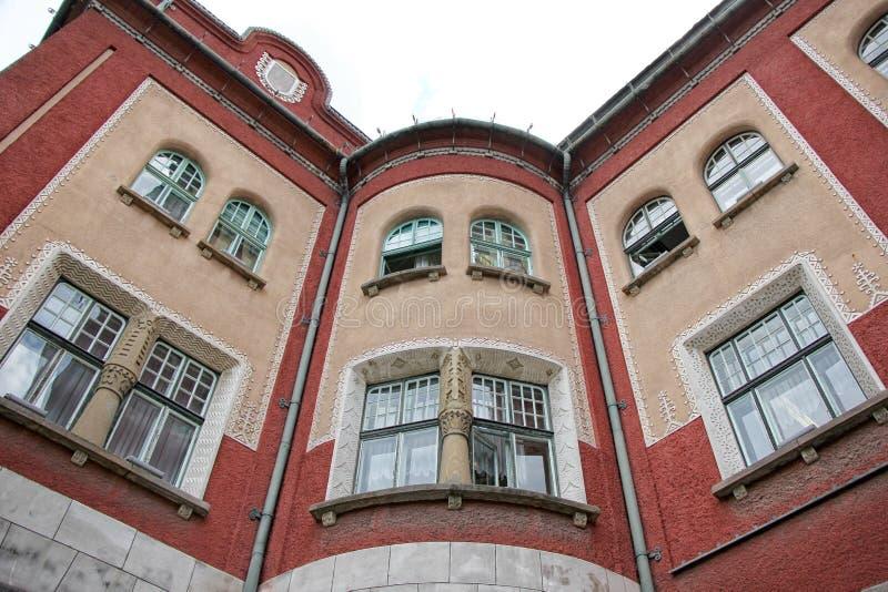 Ville hôtel dans Subotica photo libre de droits