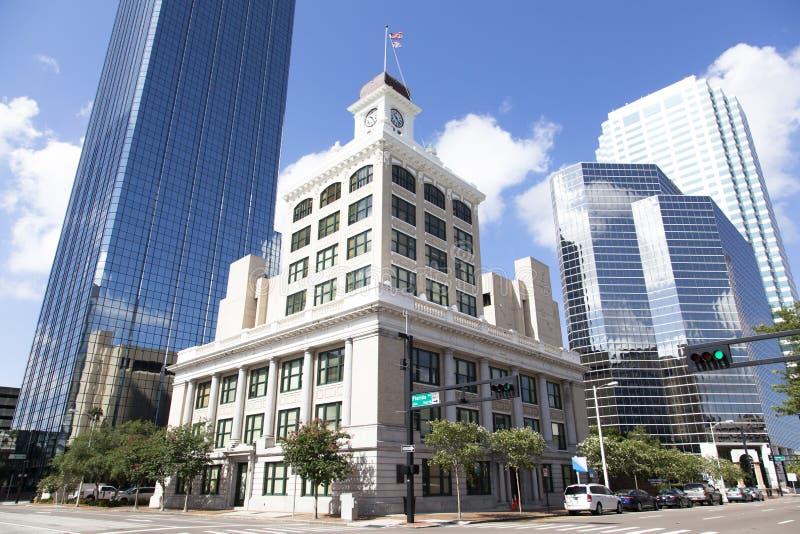 Ville hôtel de Tampa photo libre de droits