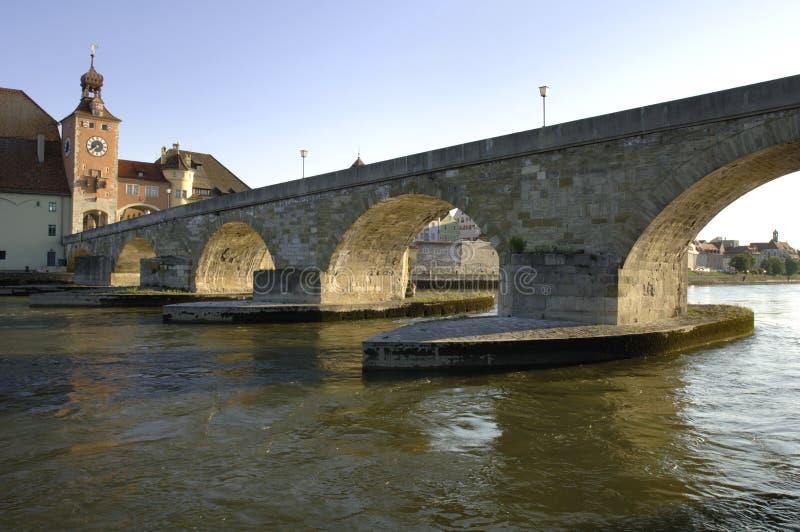 Download Ville Historique Allemande De Ratisbonne De Constructions Photo stock - Image du panorama, vieux: 8665650