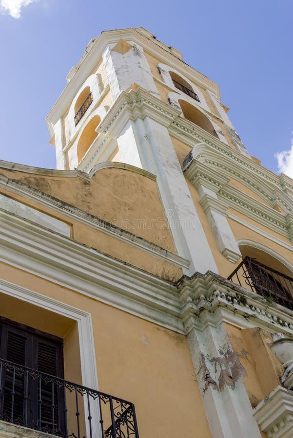 Ville historique du Trinidad, Cuba photographie stock