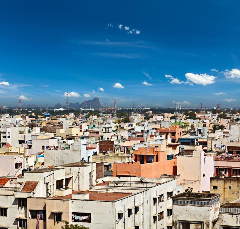 Ville Madurai, Tamil Nadu, Inde photographie stock libre de droits