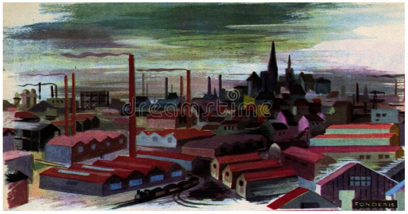 Ville Industrielle Free Public Domain Cc0 Image