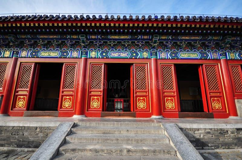 Ville interdite à Pékin, Chine photos stock