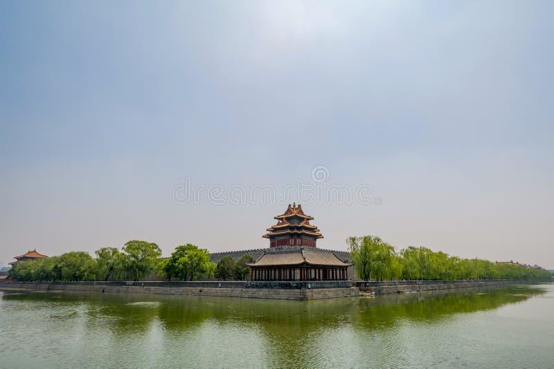 Download Ville Interdite à Pékin, Chine Image stock - Image du héritage, beau: 76086077