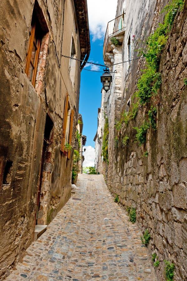 Ville médiévale photographie stock libre de droits