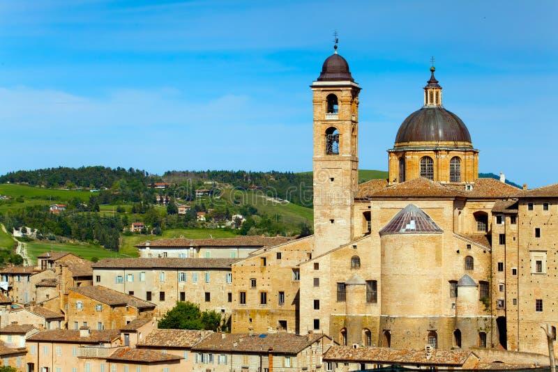 Download Ville Médiévale Urbino En Italie Image stock - Image du culture, héritage: 77161593